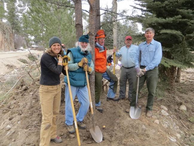Needed: Flood Restoration Volunteers